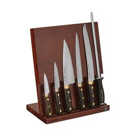 ZWILLING Kramer - EUROLINE Carbon Collection, 7-pc, Knife block set, brown
