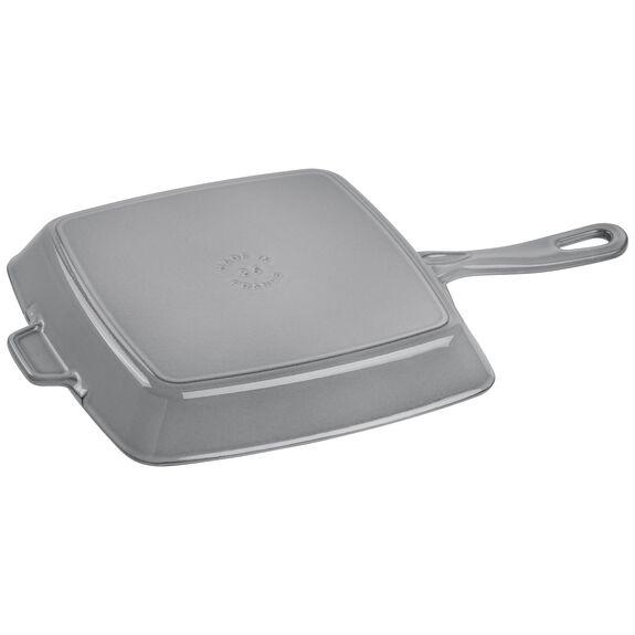 10-inch Enamel American grill,,large 2
