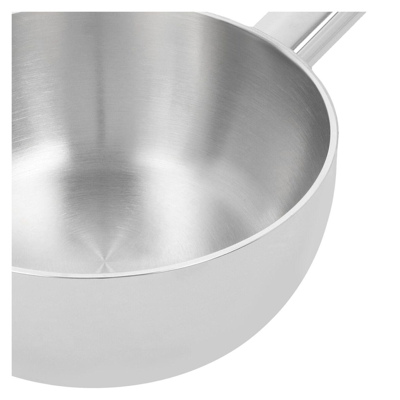 Sauteuse konisk 14 cm, 18/10 rustfrit stål,,large 2