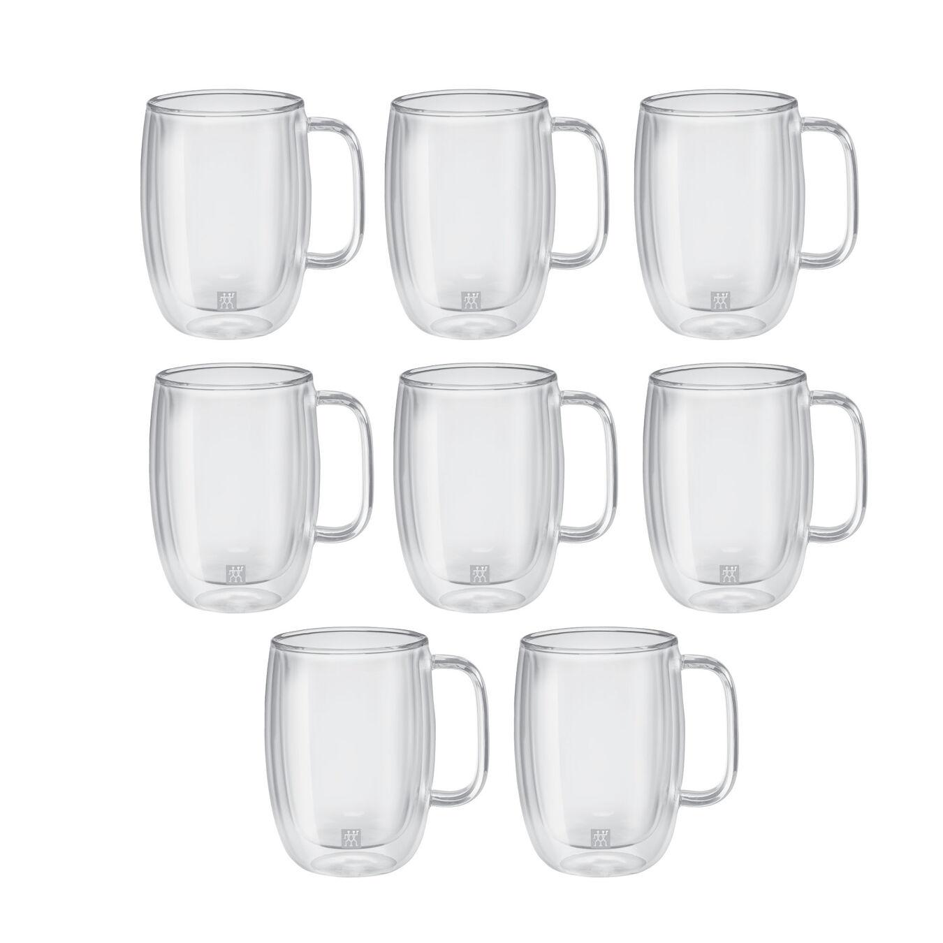 8 Piece Latte Mug Set - Value Pack,,large 3