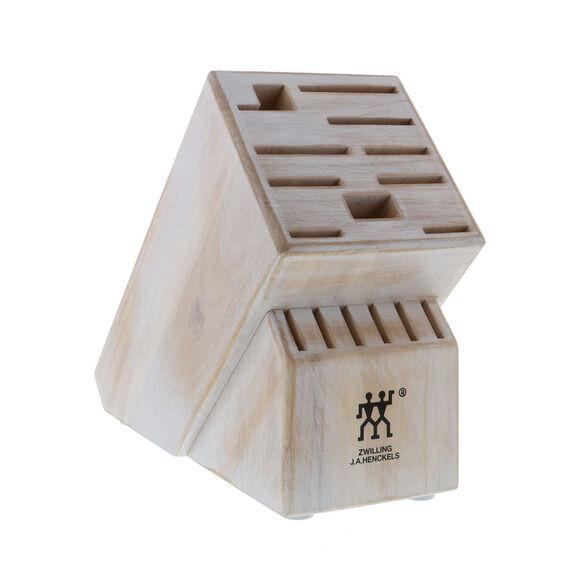 10-pc Knife block set ,,large 2