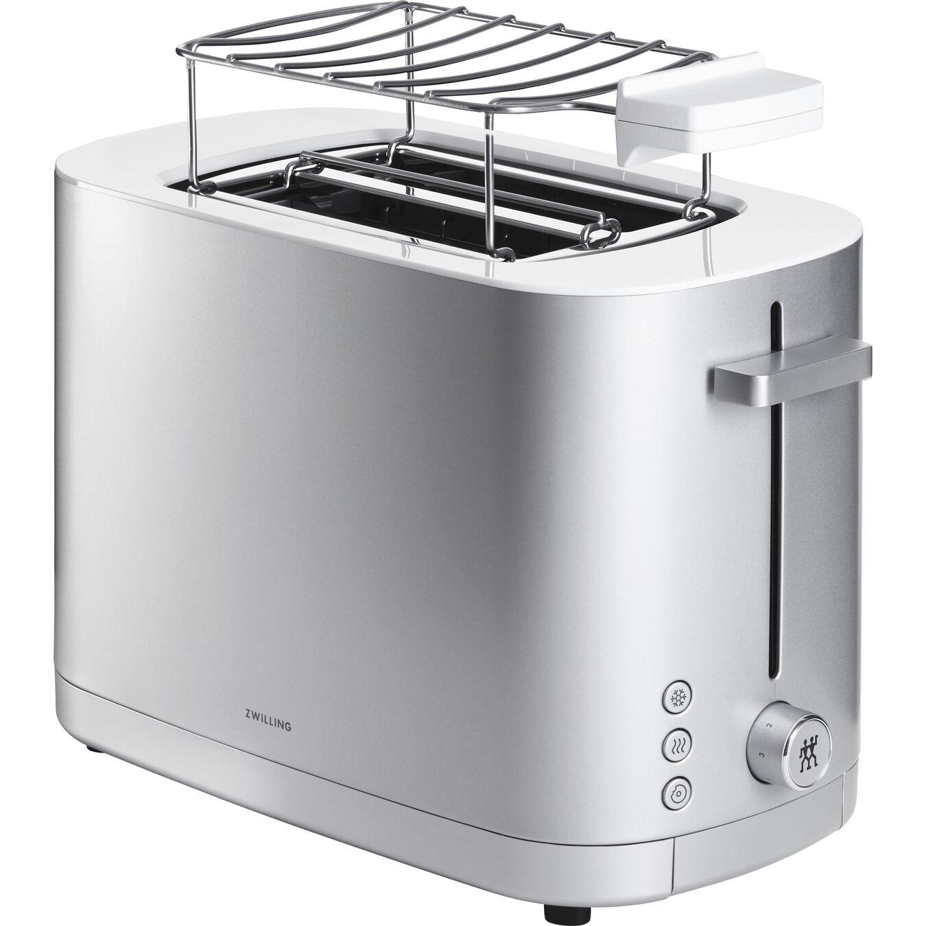 Ekmek Kızartma Makinesi çörek ısıtıcılı | 2 yuva 2 dilim,,large 1