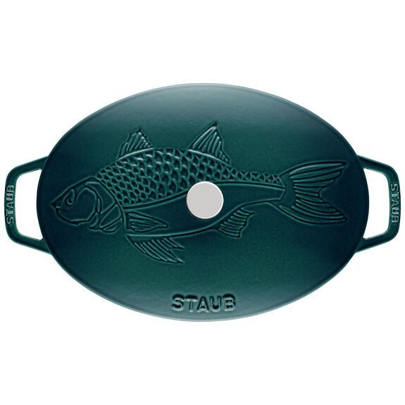 13-inch Cast iron Oven dish with lid,,large 4