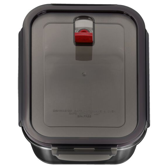 1.47-Qt. Rectangular Storage Container,,large 4
