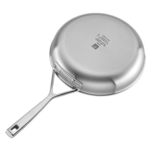 Stainless Steel 9.5-inch Fry Pan,,large 3