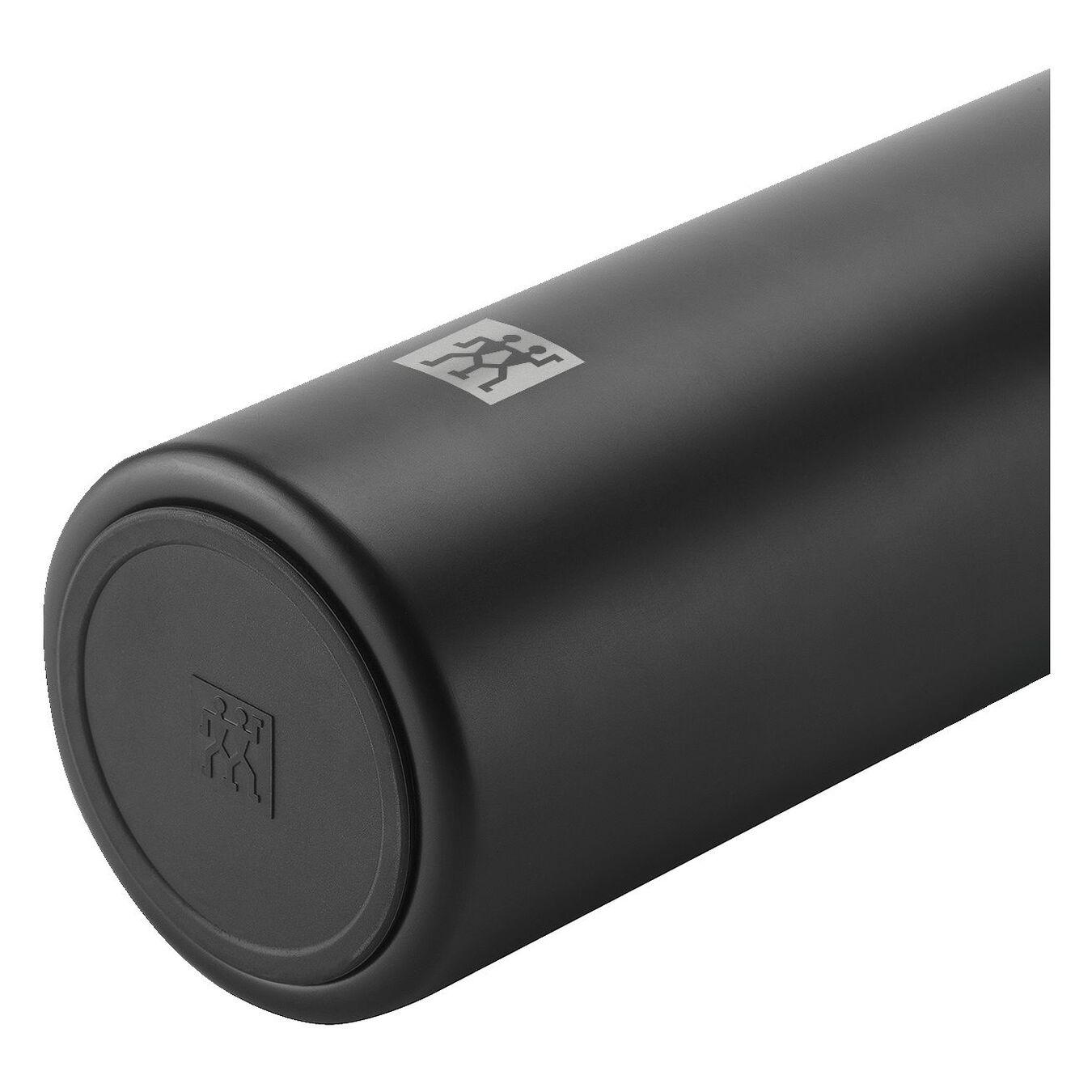Thermos flask, 450 ml | Black,,large 4