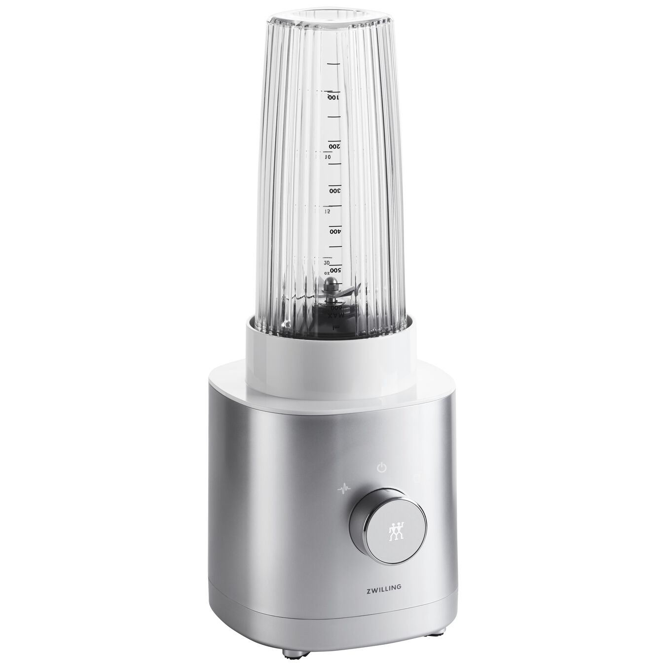 Personal blender, AC Motor | Silver | US/CA,,large 5