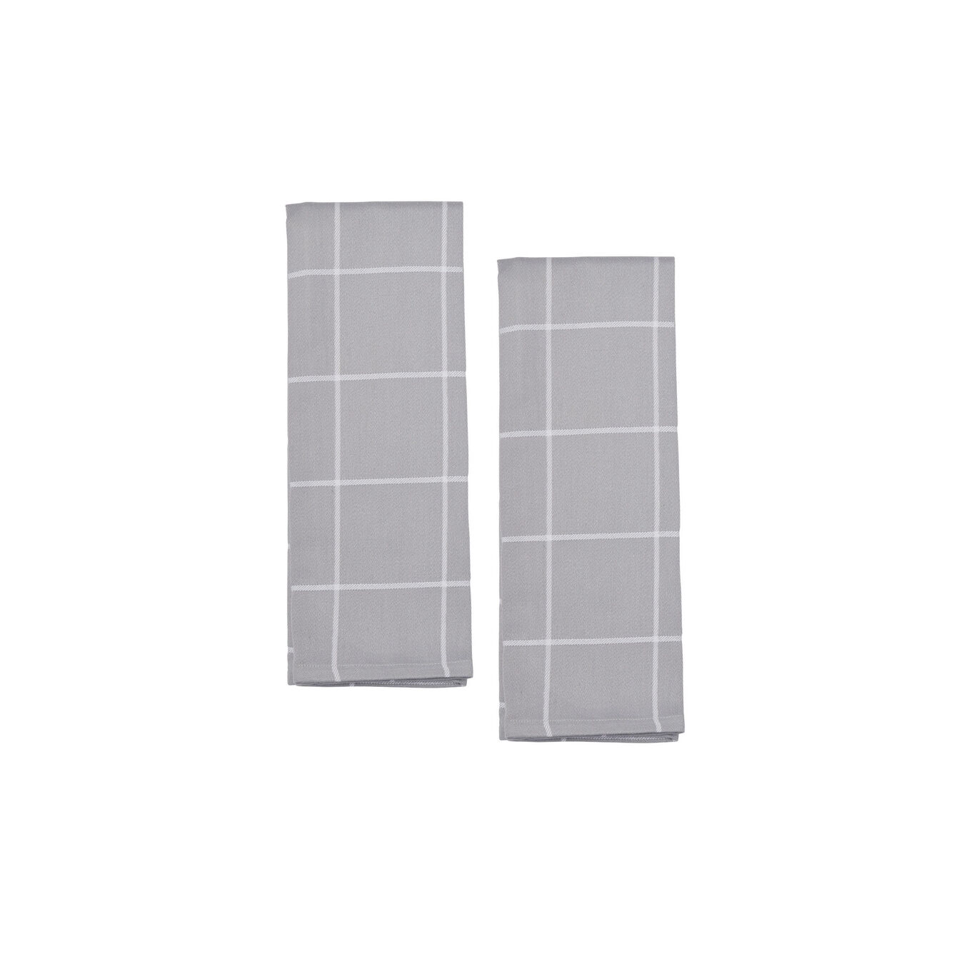 4-pc Kitchen Towel Set - Grey,,large 3