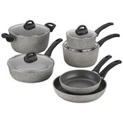 10-pc Forged Aluminum Nonstick Cookware Set
