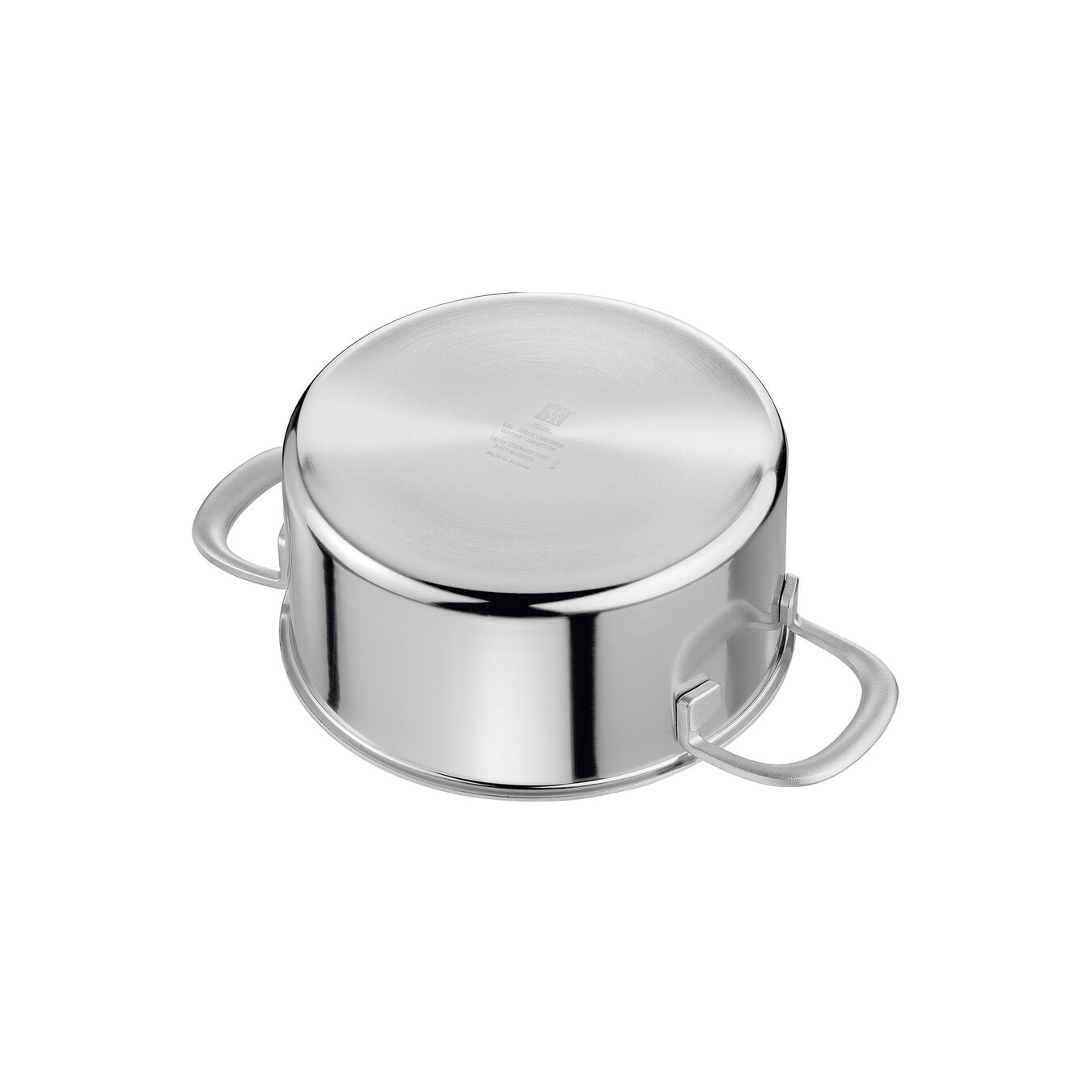 1,5 l 18/10 Stainless Steel Casserole,,large 5