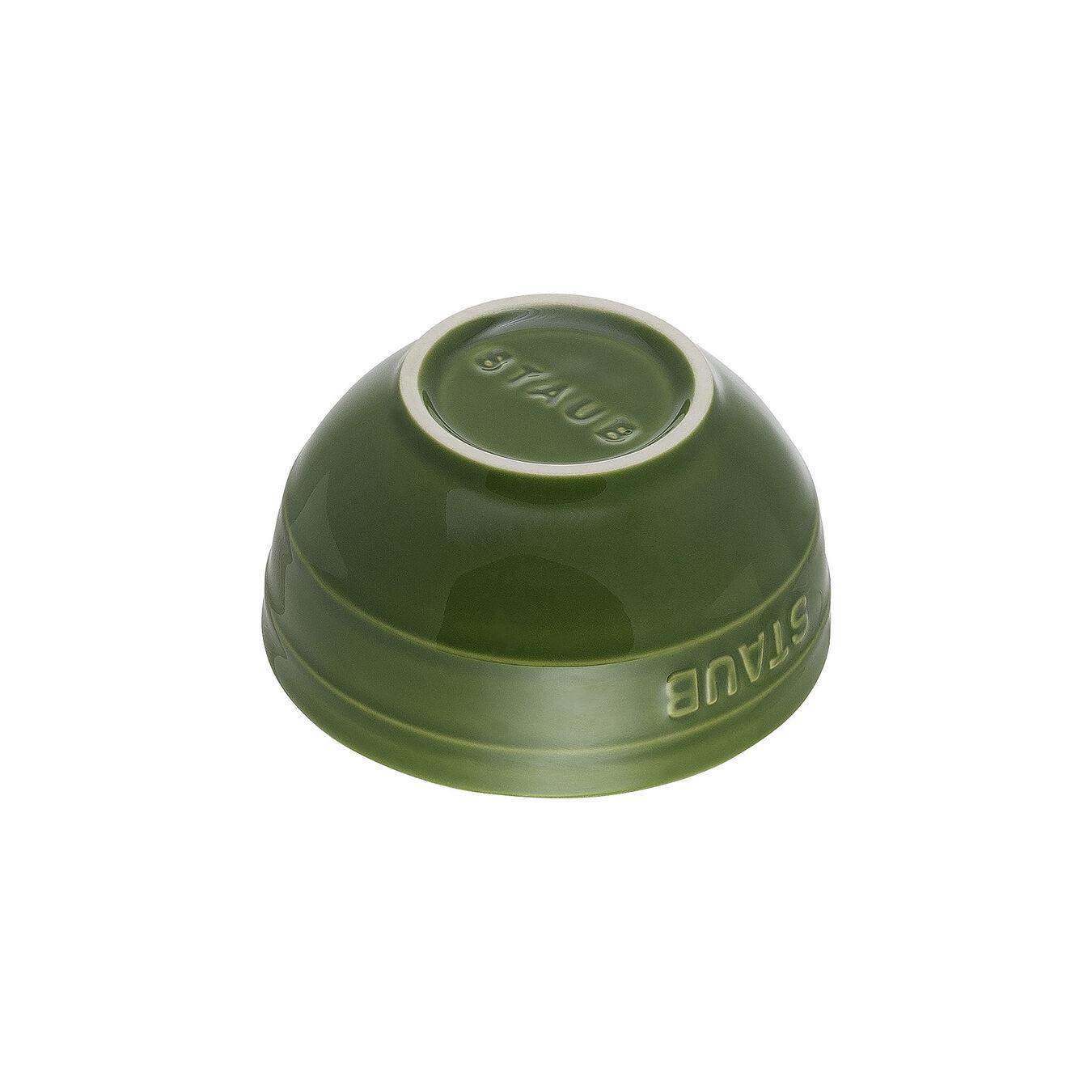 Bowl 17 cm, Cerâmica, verde basil,,large 2