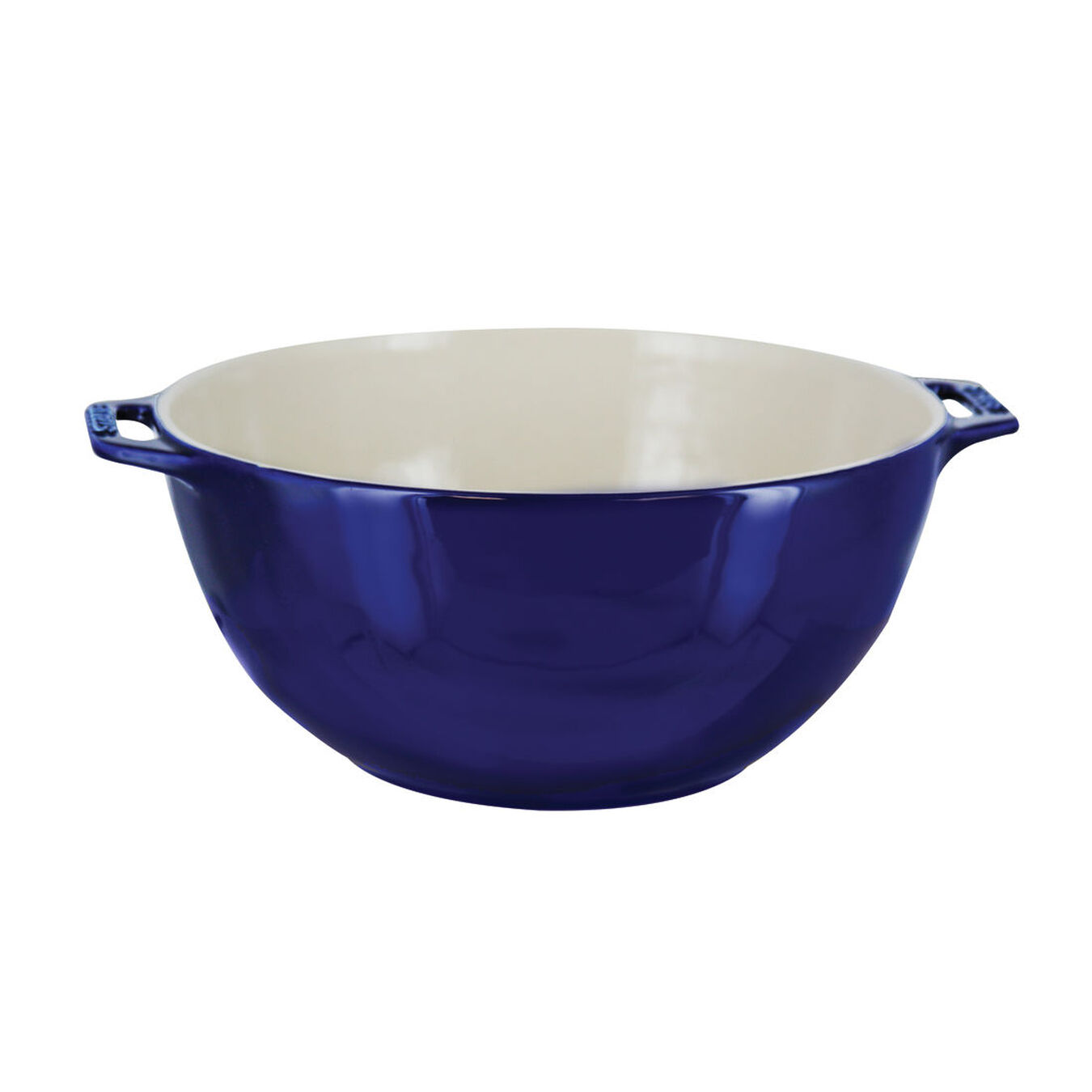 7-inch, Bowl, dark blue,,large 1