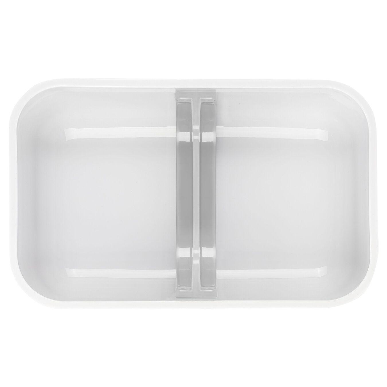 Vakumlu Yemek Kabı, M, Plastik, Beyaz,,large 4