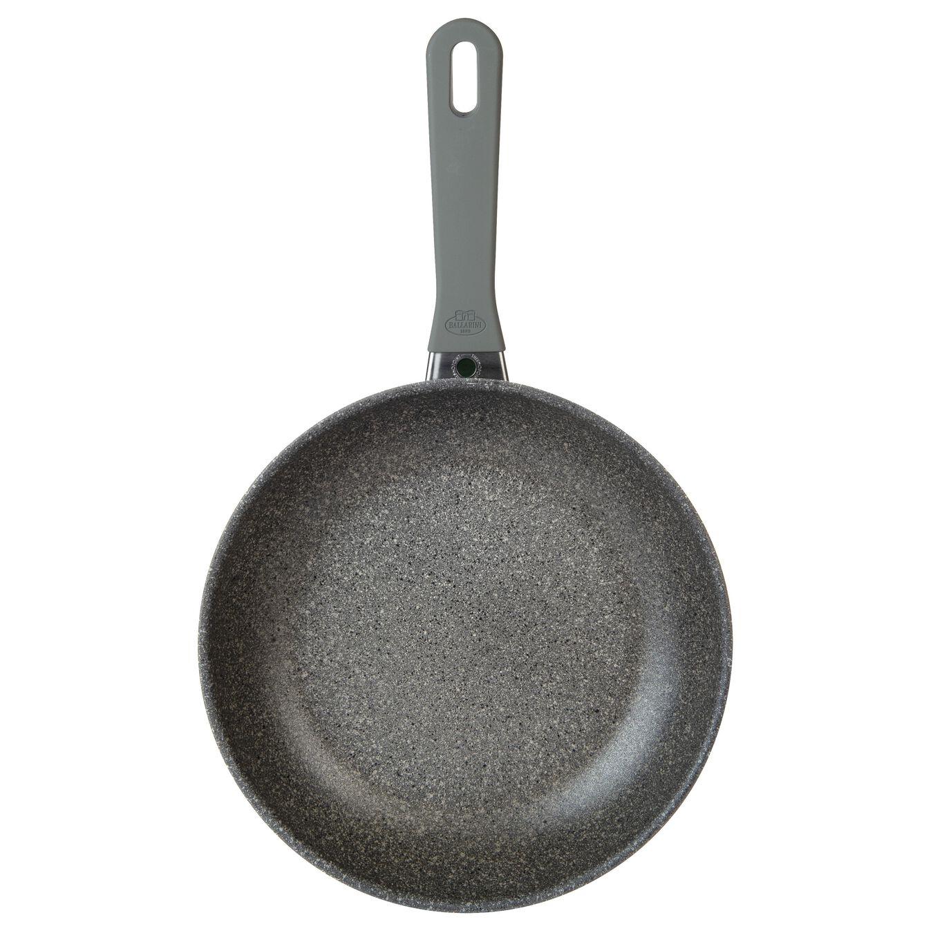 Bratpfanne 24 cm, Aluminium, Steinoptik grau,,large 3