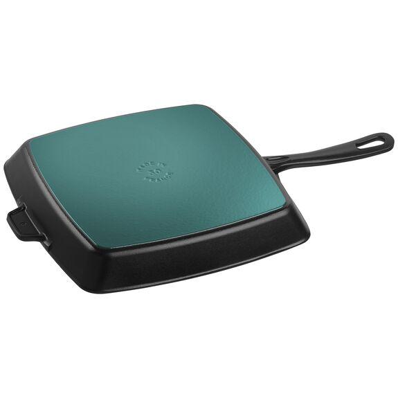 12-inch-x-12-inch Enamel American grill,,large 2