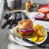 4-pc, Steak set,,large