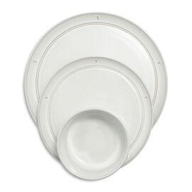 Staub Boussole, Serving set, 12 Piece | Off-White | ceramic