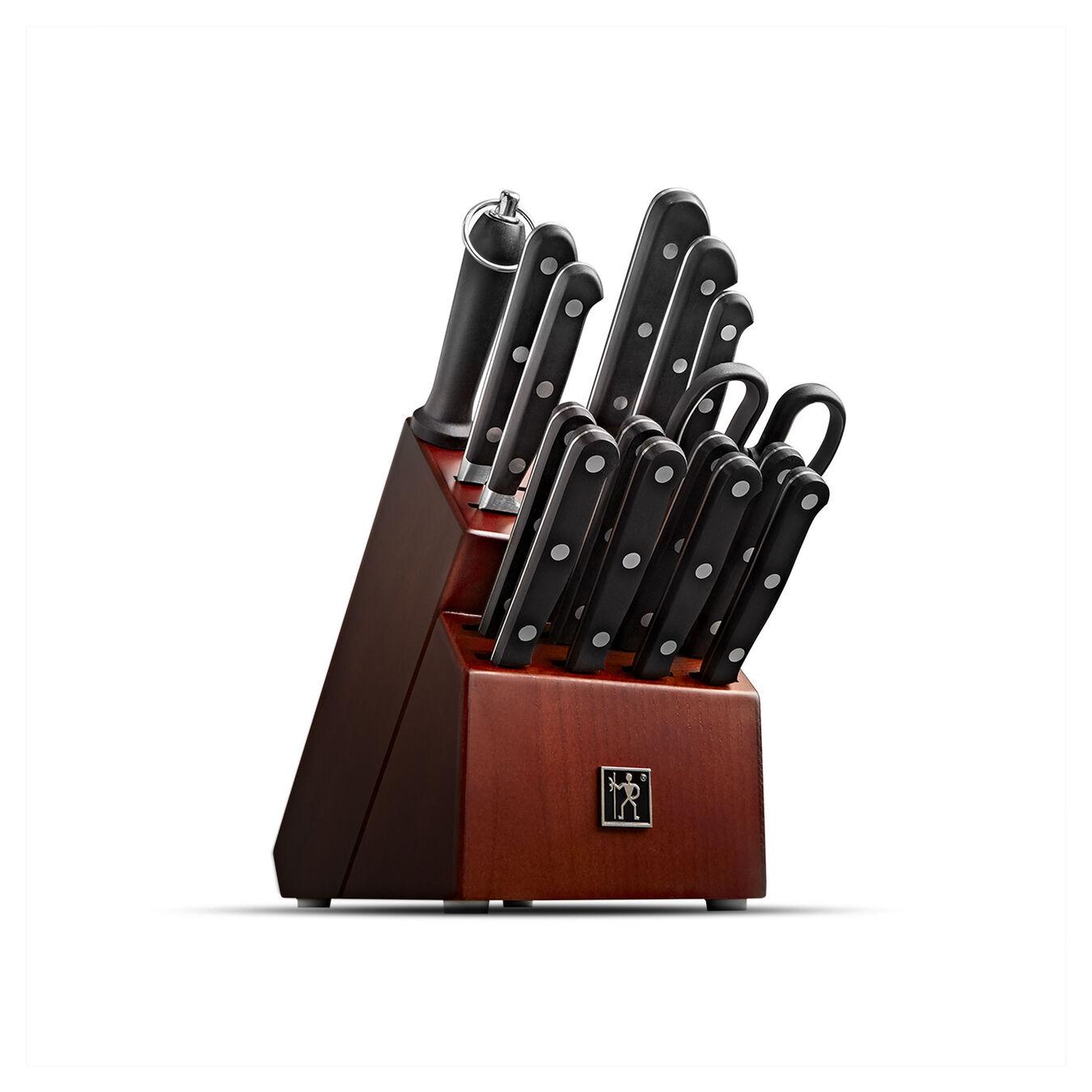 16-pc, Knife block set,,large 2