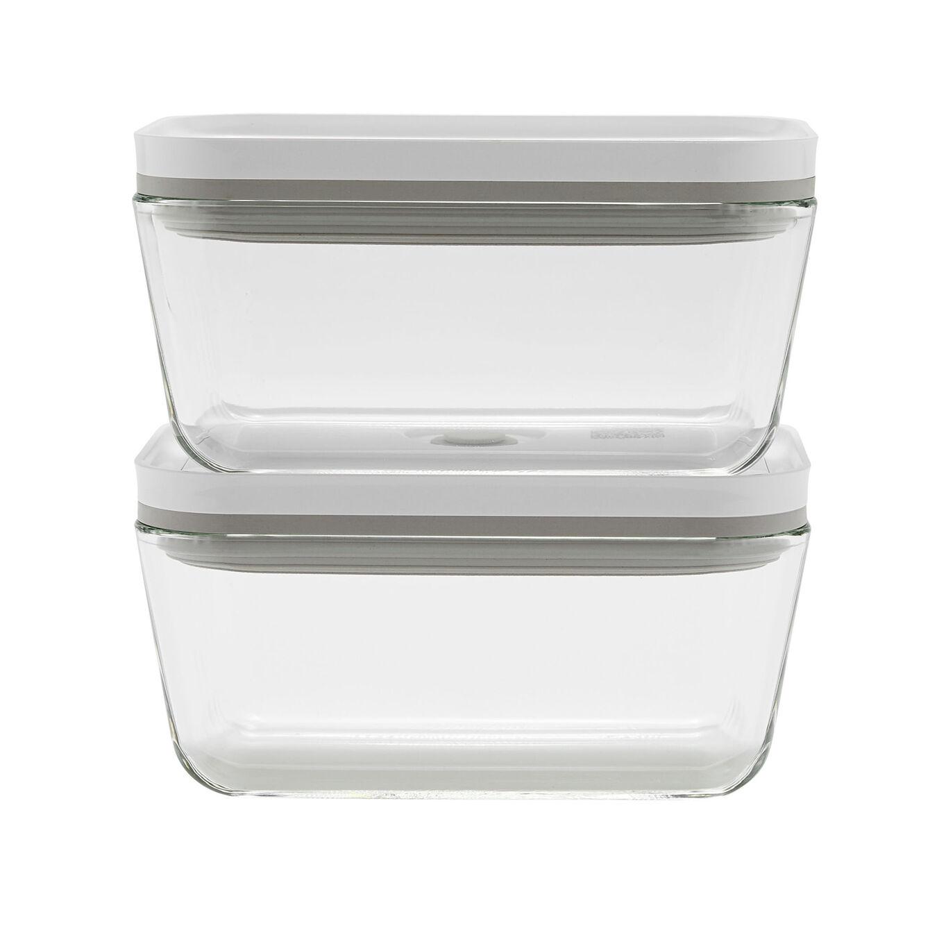 Vacuum box set, medium / 2-pc, White,,large 1