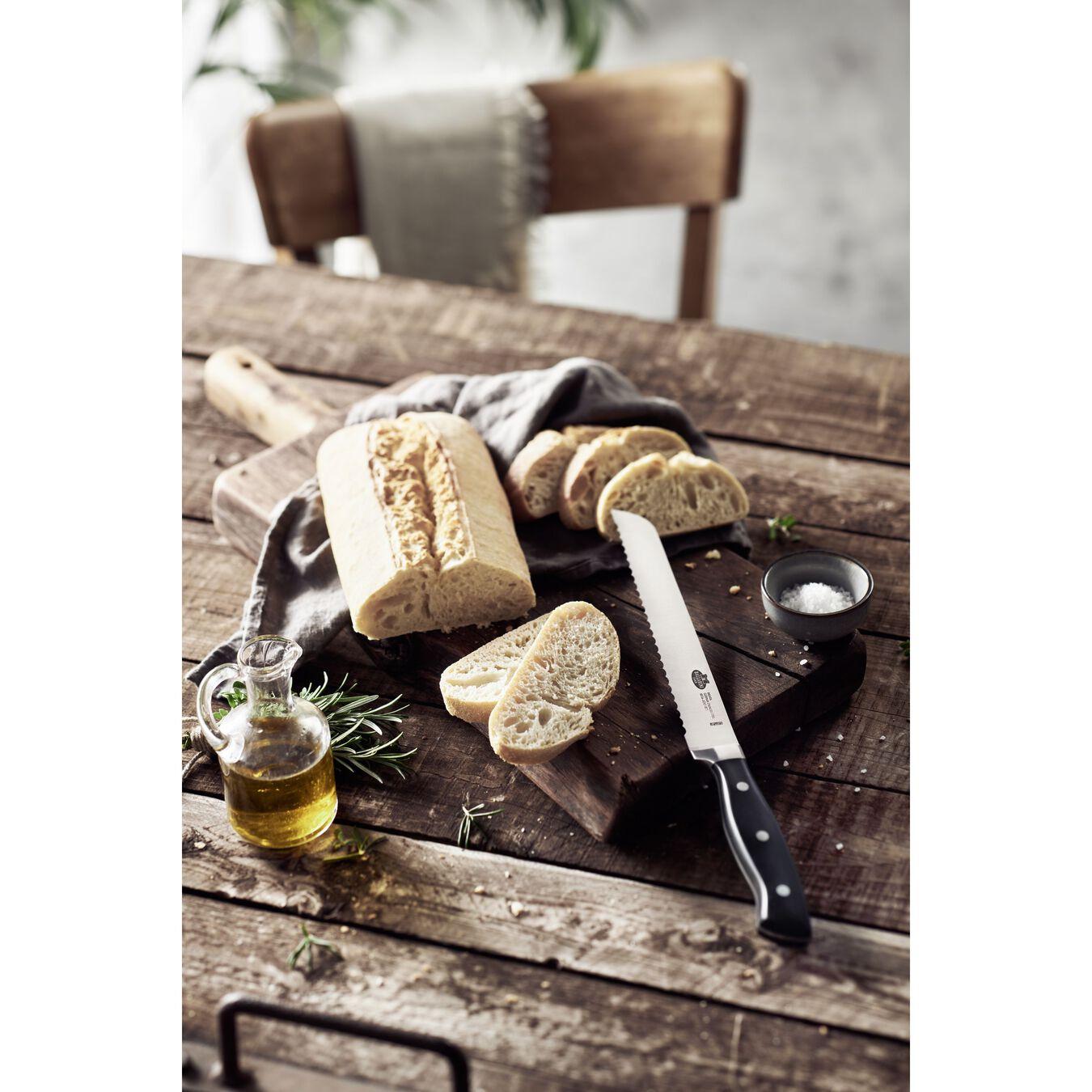 Coltello da pane seghettato - 20 cm, saldato,,large 3