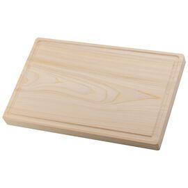 MIYABI Hinoki Cutting Boards, Schneidbrett 40 cm x 25 cm, Hinoki Holz