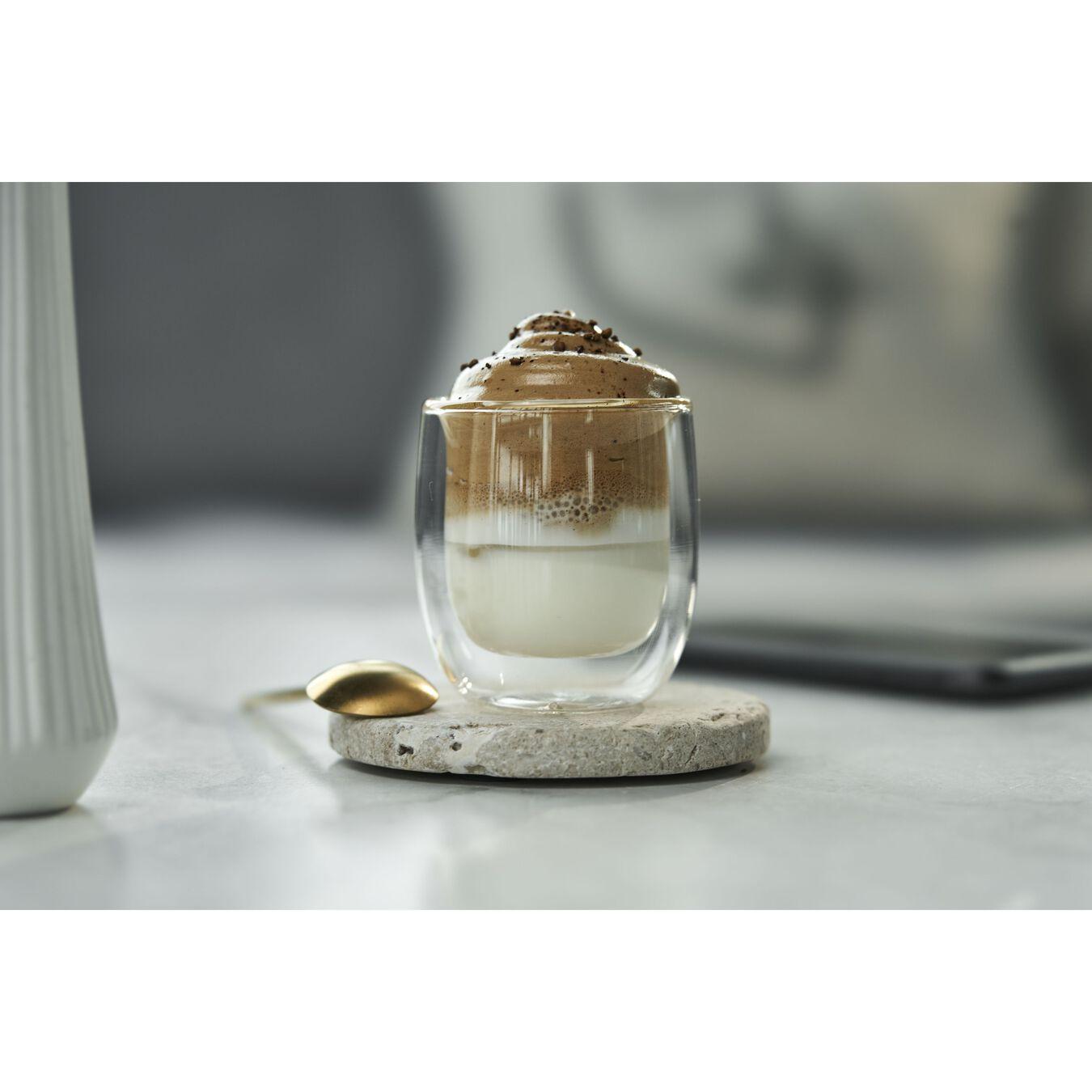 Doppelwandiges Glas, Espresso 80 ml / 2-tlg,,large 7