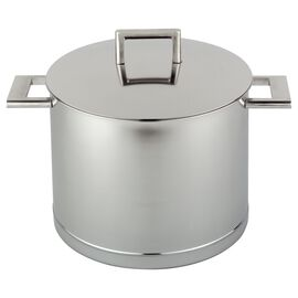 Demeyere John Pawson 7-Ply, 8.5-qt Stainless Steel Stock Pot
