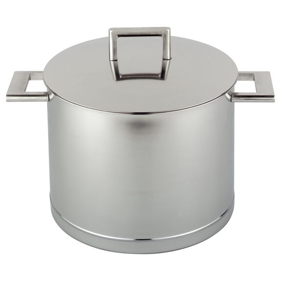 8.5-qt Stainless Steel Stock Pot,,large