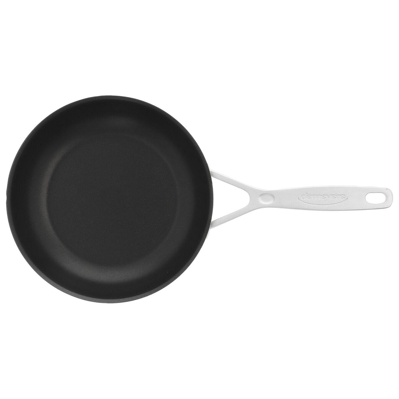 Poêle 20 cm, Inox 18/10, Noir argenté,,large 3