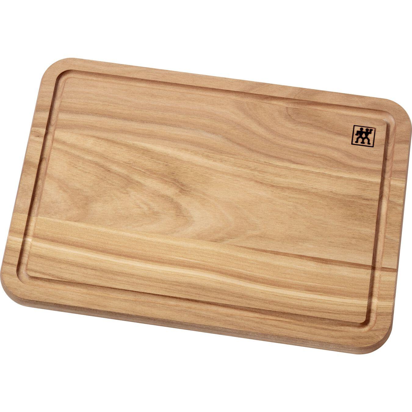 Planche à découper 35 cm x 25 cm Cherry wood,,large 1
