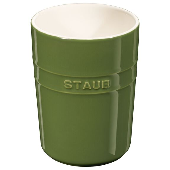 Utensil Holder - Basil,,large