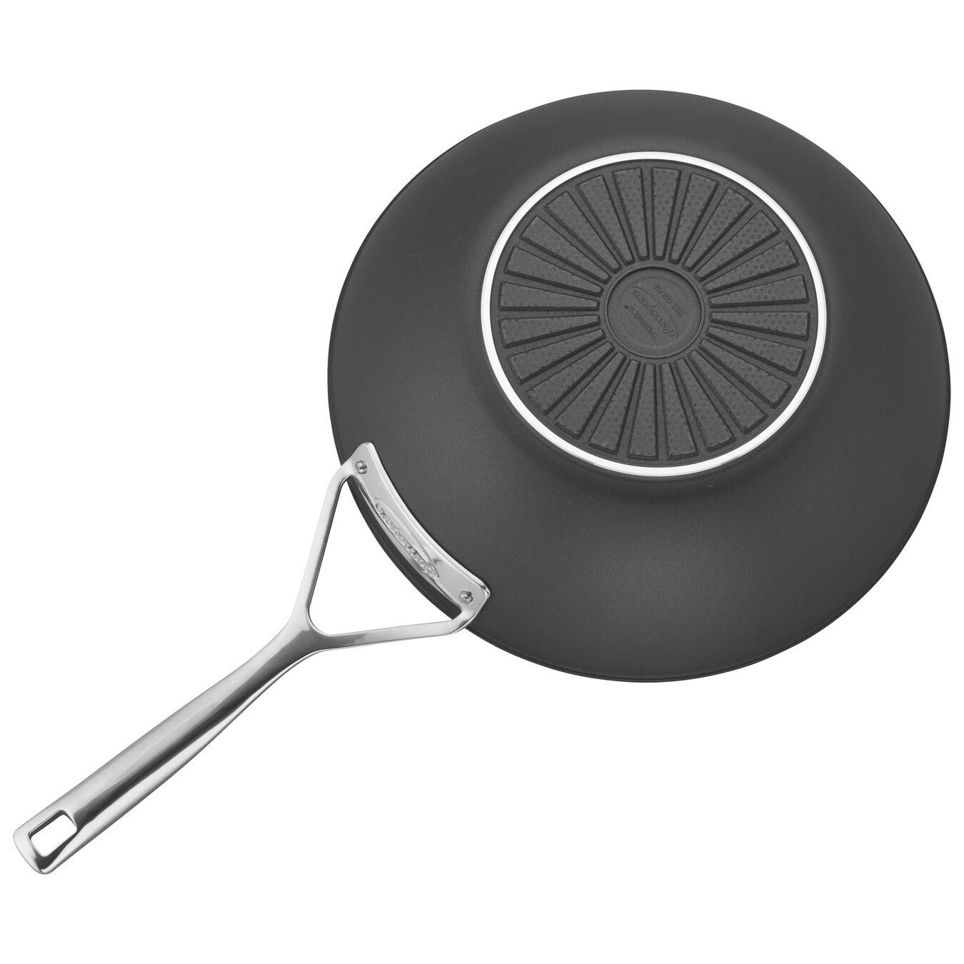 Wok ohne Deckel 30 cm, Aluminium,,large 3