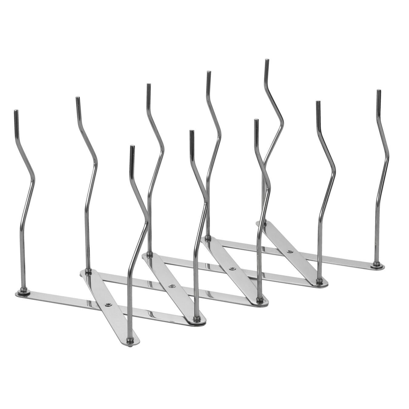 Sous-vide rack, stainless steel,,large 2