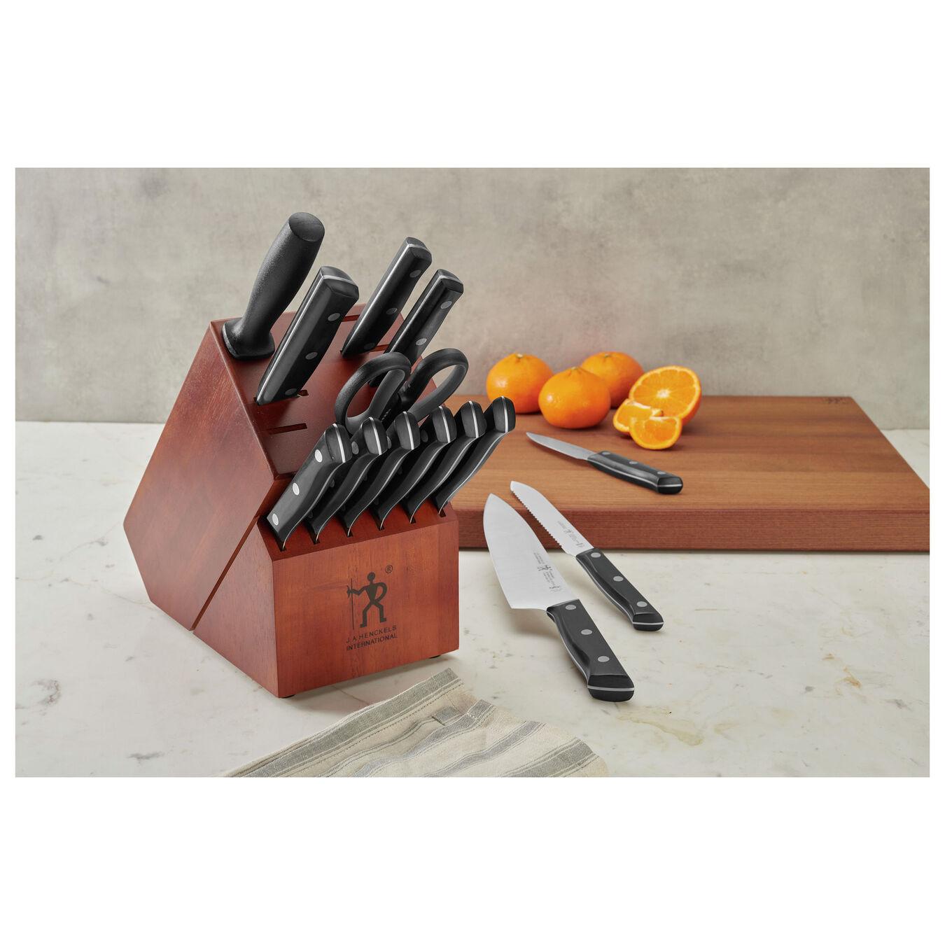 15 Piece Knife block set,,large 2