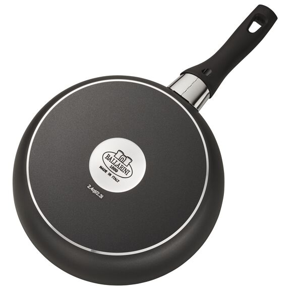 2.4-qt Forged Aluminum Nonstick Saute Pan with Lid, , large 3