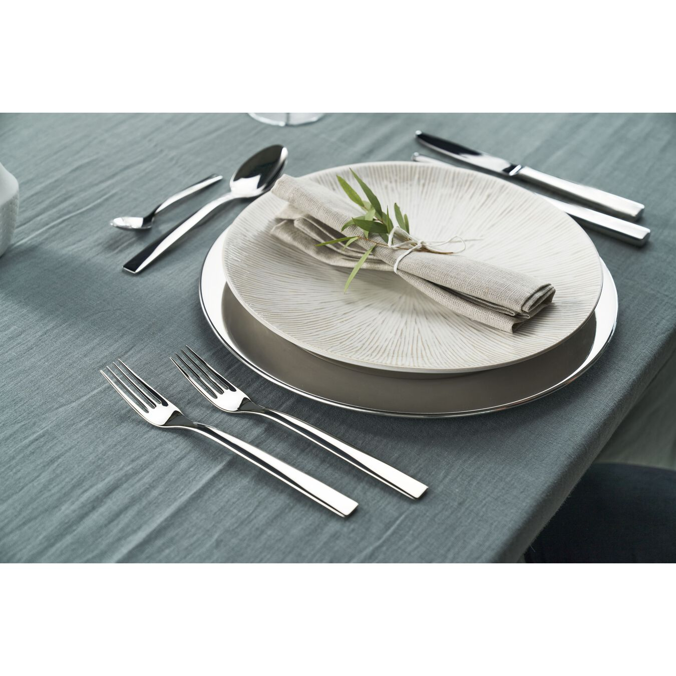 Çatal Kaşık Bıçak Seti | Parlak | 68-parça,,large 2