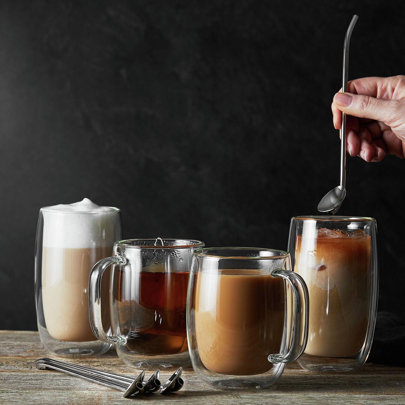 9-pc, Coffee glass set,,large 4