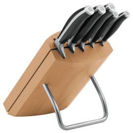 ZWILLING TWIN CUISINE, Blok Bıçak Seti, 6-parça | Siyah