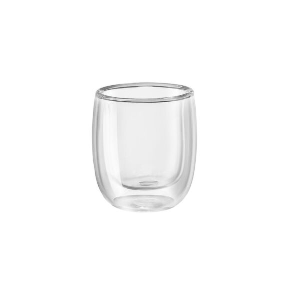 2-pc Double-Wall Glass Espresso Cup Set,,large 2