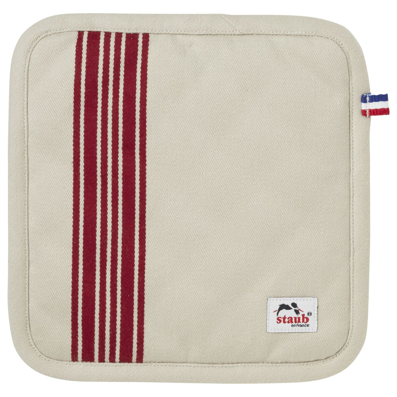 2 Piece Cotton Pot holder set, cherry,,large 1