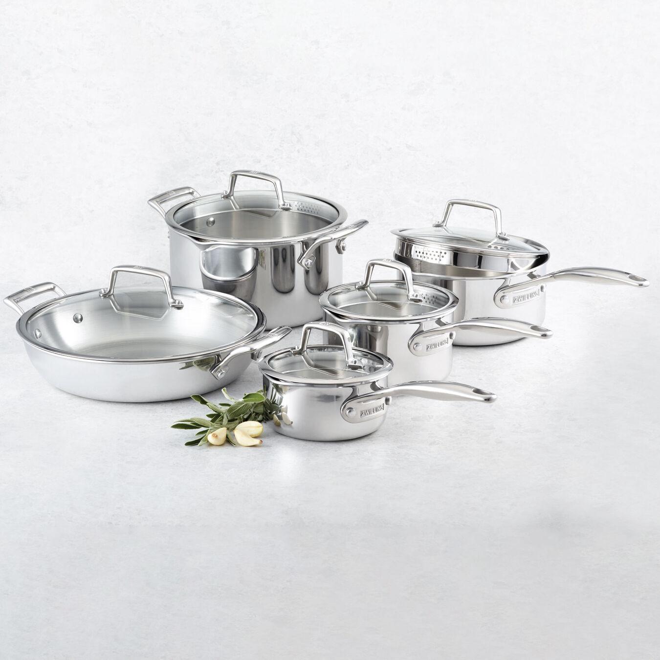 10 Piece 10 Piece Cookware set,,large 5