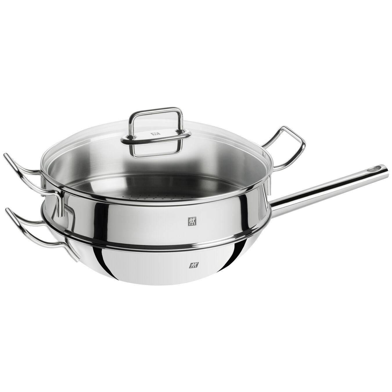 Passoire pour cuit vapeur 32 cm,,large 2