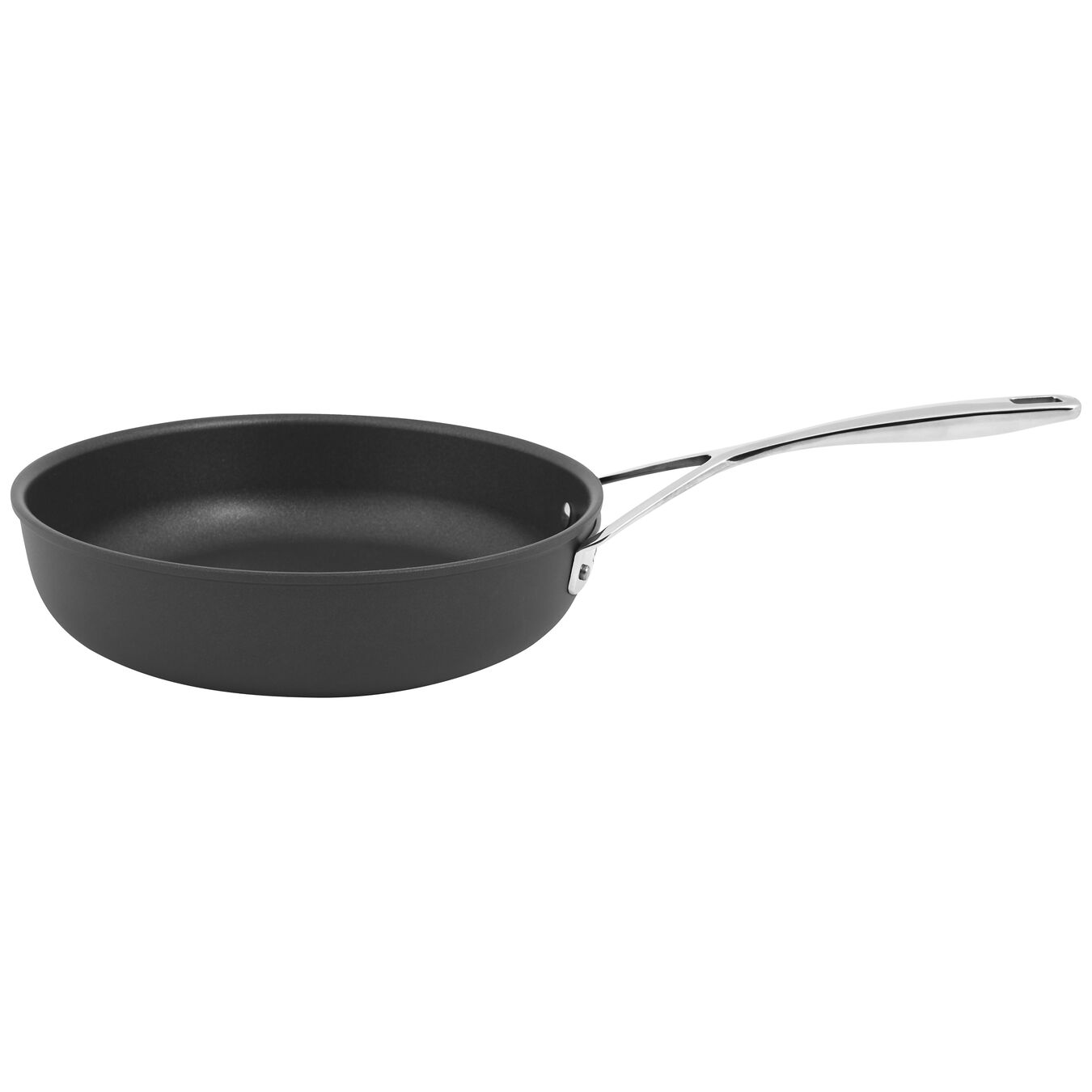 9.5-inch, Aluminum, Non-stick Frying pan high-sided,,large 1