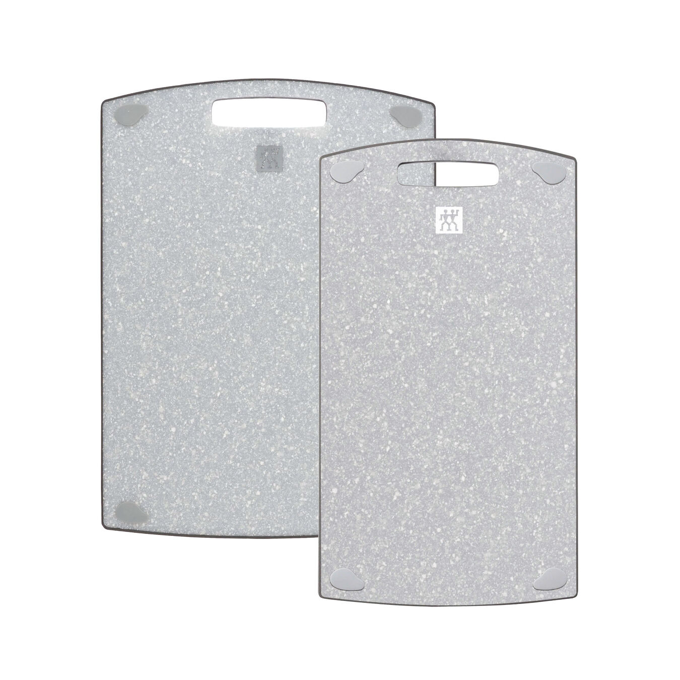 2 pc. Cutting board set, Plastic | 36 cm x 20 cm & 37 cm x 27 cm 36 cm x 20 cm,,large 3