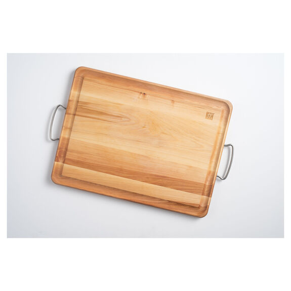 20x15x1-inch - Birchwood Carving Board w/Handles,,large