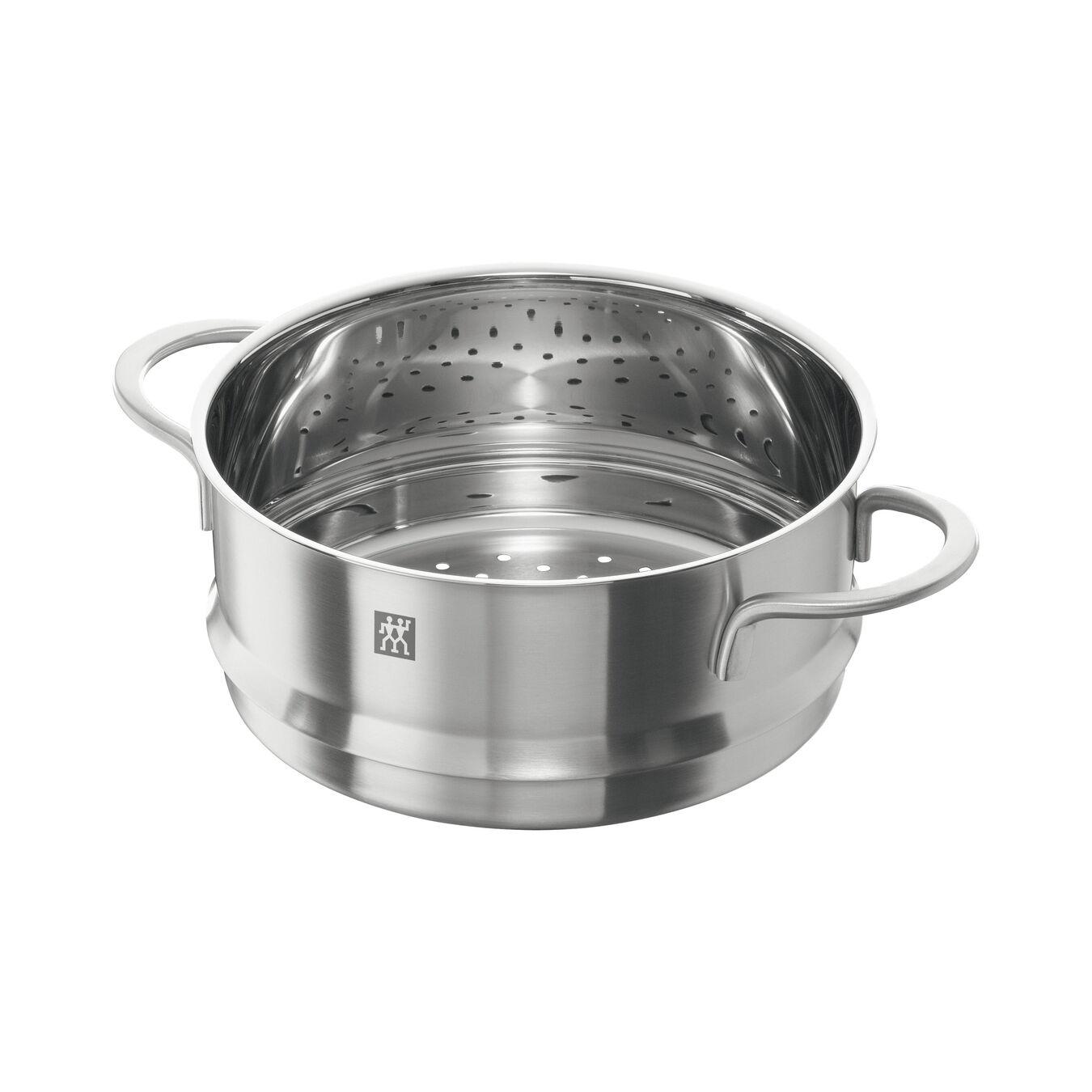 8-pcs 18/10 Stainless Steel Ensemble de casseroles et poêles,,large 4