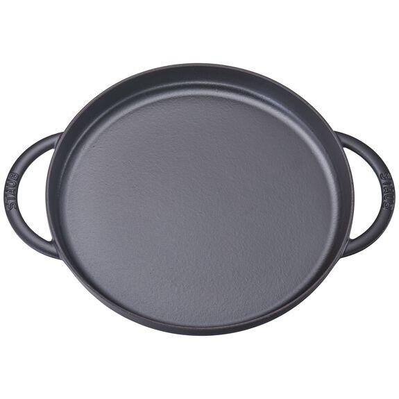 12-inch Enamel Grill pan,,large 2