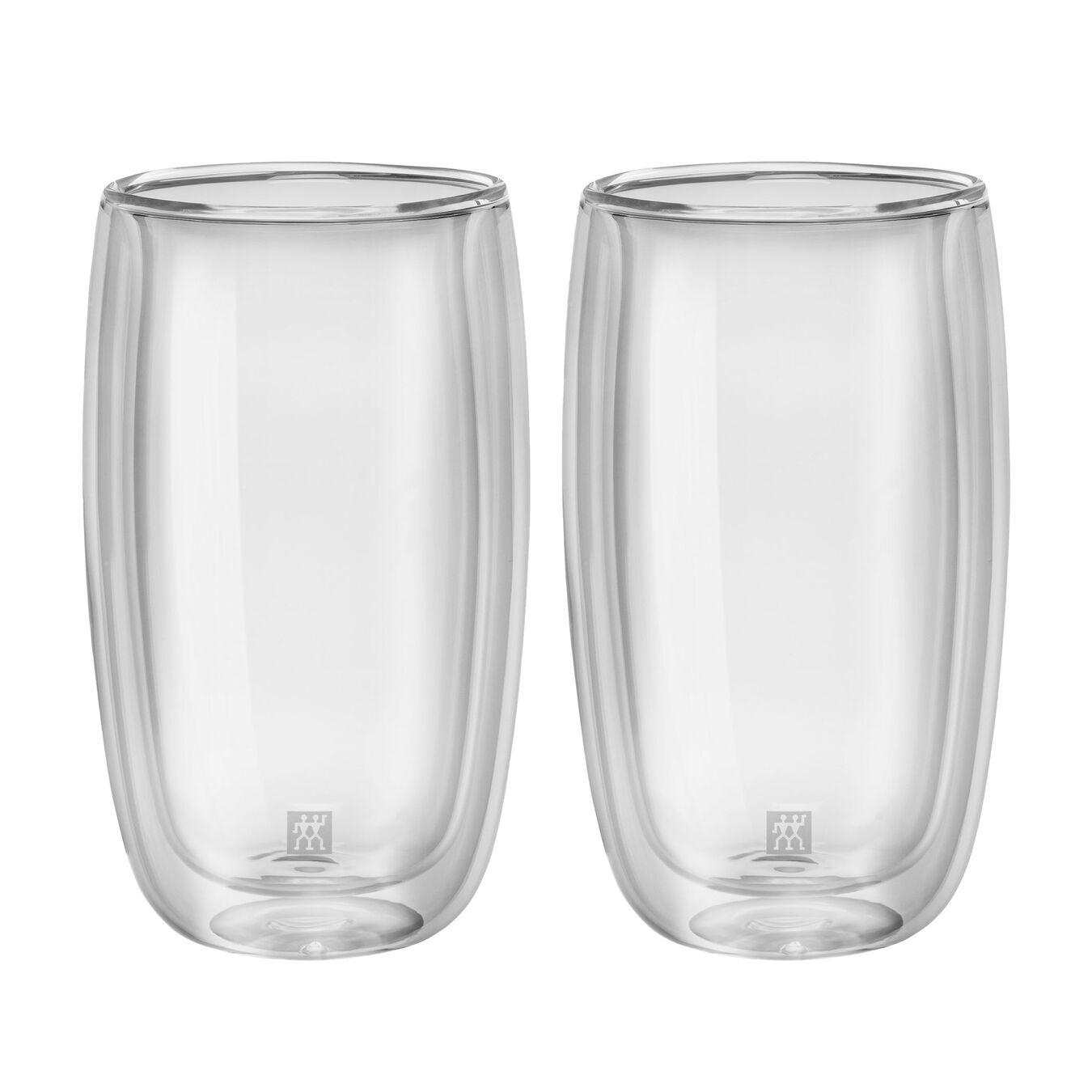 Latte Macchiato Glasset 350 ml,,large 1