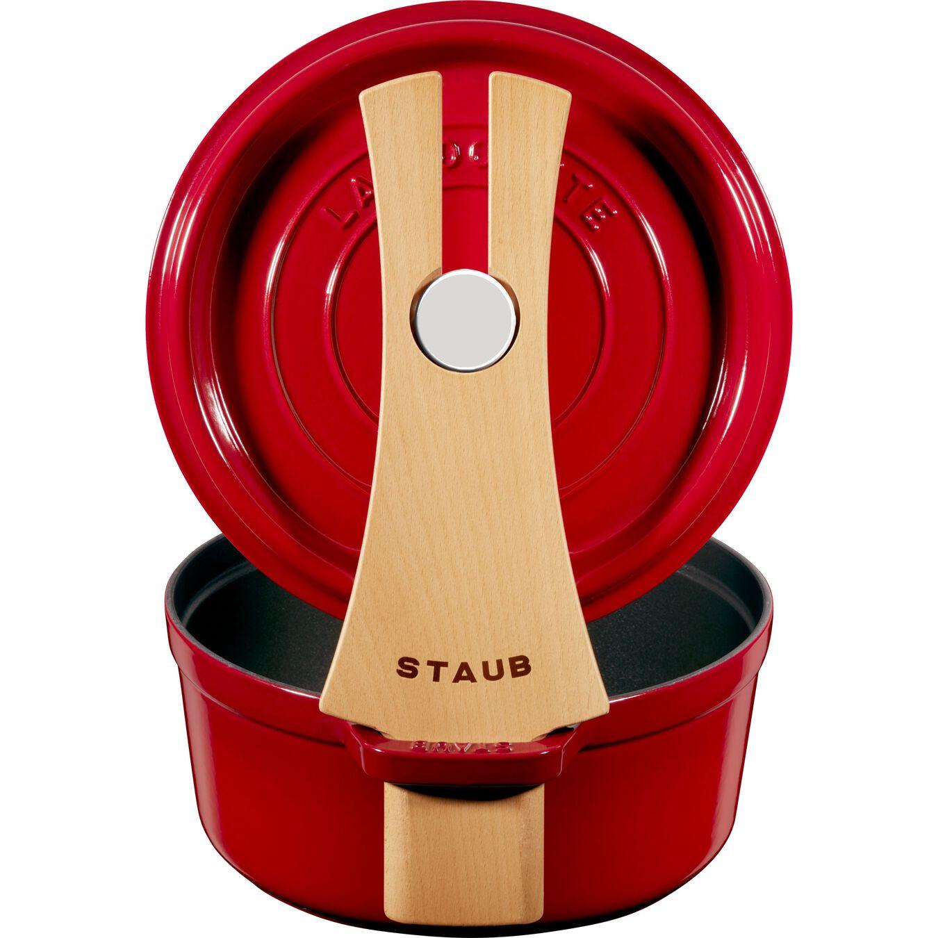 Stock pot accessory, 34 cm | beech,,large 3