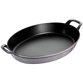 Staub Cast Iron, 14.5-inch Cast iron Oven dish